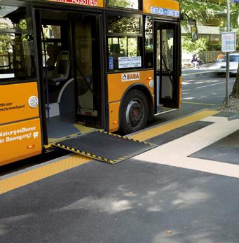 Bus Stop Merano a Merano